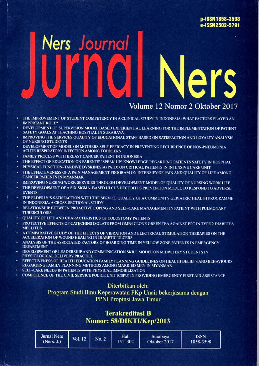 Ners Journal =Jurnal Ners